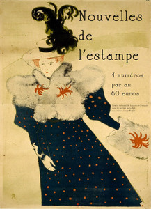 Art Prints of The Revue Blanche by Henri de Toulouse-Lautrec
