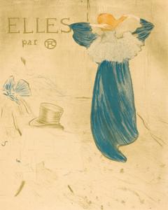 Art Prints of Frontispiece by Henri de Toulouse-Lautrec