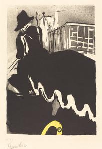 Art Prints of Last Ballad 1893 by Henri de Toulouse-Lautrec