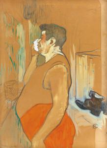 Art Prints of Monsieur Caudieux, Acteur De Cafe Concert by Henri de Toulouse-Lautrec