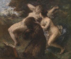 Art Prints of The Temptation of Saint Anthony by Henri Fantin-Latour