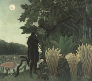 Art Prints of The Snake Charmer by Henri Rousseau