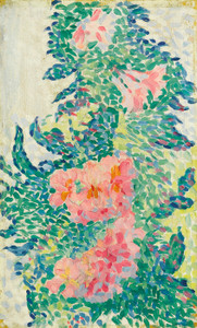Art Prints of Flowers by Henri-Edmond Cross