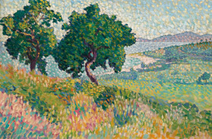 Art Prints of Untitled Landscape by Henri-Edmond Cross