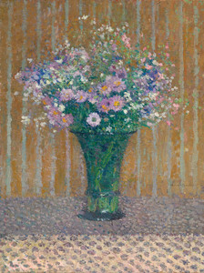 Art Prints of Vase of Flowers by Henri-Jean Guillaume Martin