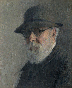 Art Prints of Self Portrait by Henri-Jean Guillaume Martin