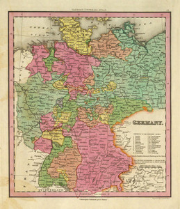 Art Prints of Germany, 1836 (0977044) by Henry S. Tanner