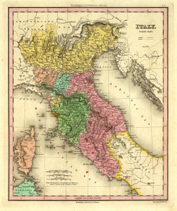 Art Prints of Northern Italy, 1836 (0977051) by Henry S.Tanner