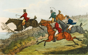 Art Prints of The National Sport of Great Britain by Henry Thomas Alken