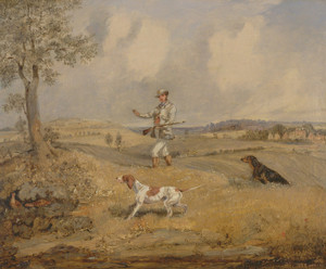 Art Prints of Partridge Shooting by Henry Thomas Alken