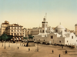 Art Prints of Government Place, Algiers, Algeria (387073)