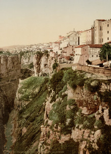 Art Prints of The Ravine, Constantine, Algeria (387123)