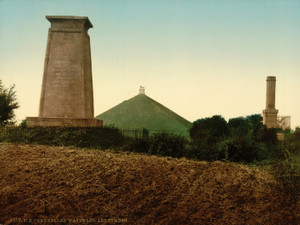 Art Prints of Waterloo, the Tombs, Belgium (387179)