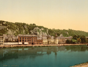 Art Prints of Dinant, Belgium (387190)