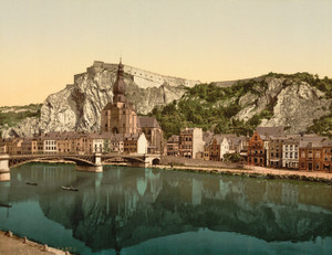 Art Prints of Dinant, Belgium (387189)