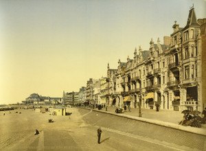 Art Prints of The Embankment and Kursaal or Cursaal, Ostend, Belgium (387227)