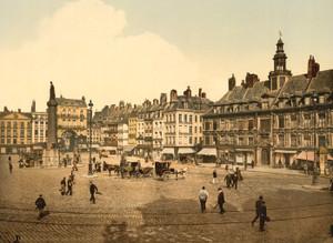 Art Prints of La Grande Place, Lille, France (387320)