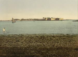 Art Prints of Port Louis the Citadel, Lorient, France (387326)