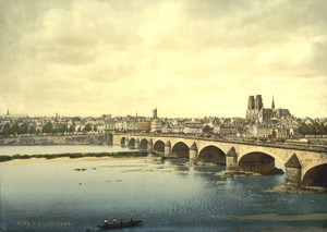 Art Prints of General View, Orleans, France (387404)