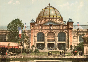 Art Prints of Exposition Universelle, 1900, Paris, France (387479)