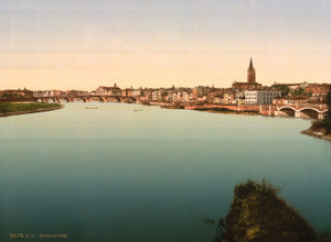 Art Prints of General View, Toulouse, France (387616)