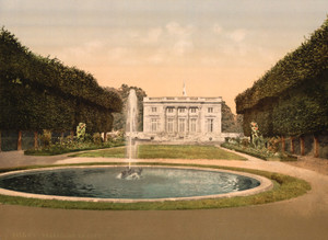 Art Prints of Petit Trianon, Versailles, France (387639)