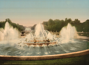 Art Prints of The Latone Basin II, Versailles, France (387652)