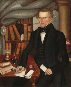 Art Prints of Vermont Lawyer by Horace Bundy