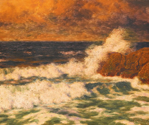 Art Prints of Seascape by Ivan Fedorovich Choultse