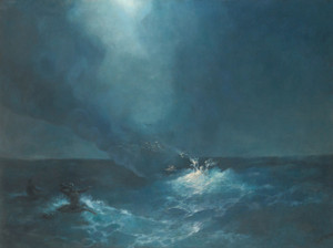 Art Prints of The Birth of Aphrodite by Ivan Konstantinovich Aivazovsky