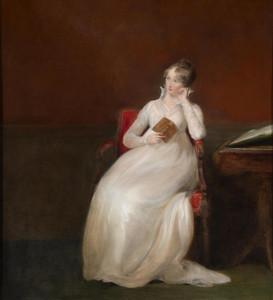 Art Prints of A Portrait of Marianne Langham by Jacques-Laurent Agasse
