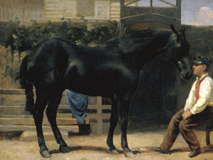 Art Prints of The Midday Rest by Jacques-Laurent Agasse