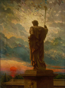 Art Prints of The Emperor by James Carroll Beckwith