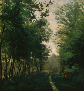 Art Prints of Ville d'Avray II by Camille Corot