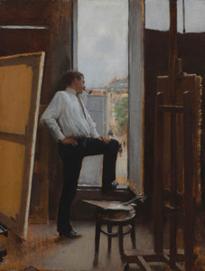 Art Prints of In the Studio by Jean Beraud