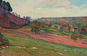 Art Prints of The Chevreuse by Jean-Baptiste-Armand Guillaumin