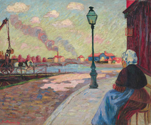 Art Prints of The Seine Charenton by Jean-Baptiste-Armand Guillaumin