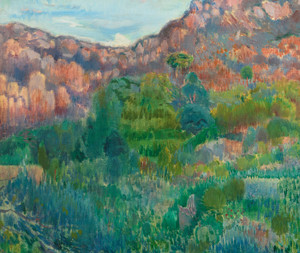 Art Prints of Soller by Joaquim Mir