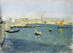 Art Prints of Venice by Joaquin Sorolla y Bastida