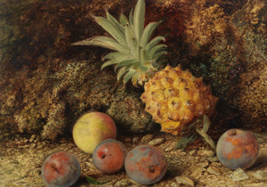 Art Prints of Still Life of Fruit by John Atkinson Grimshaw