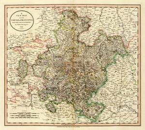 Art Prints of Franconia, 1799 (1657027) by John Cary