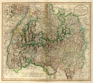 Art Prints of Swabia, 1799 (1657029) by John Cary