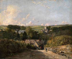Art Prints of Osmington Village by John Constable