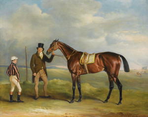 Art Prints of The Marquis of Cleveland's Chorister by John Ferneley