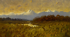 Art Prints of Jackson Hole, Wyoming by John Fery