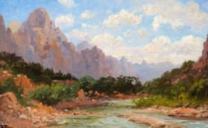 Art Prints of Zion National Park by John Fery