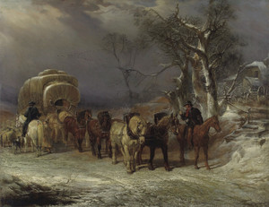 Art Prints of Welcome Rest by John Frederick Herring
