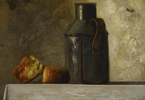 Art Prints of Still Life with Milk Can and Biscuits by John Frederick Peto