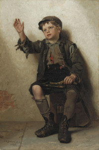 Art Prints of Shine Sir by John George Brown