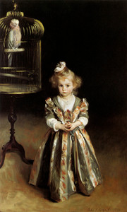 Art Prints of Beatrice Goelet by John Singer Sargent